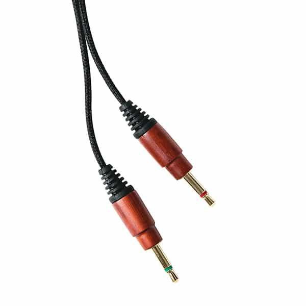 Fejhallgató Kábel Mikrofonnal És Hangerőszabályzóval - Cseresznyefa burkolattal az LSTN Fillmore és Troubadour fejhallgatókhoz