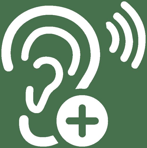 hallás-ikon