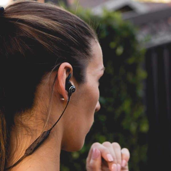 LSTN Bolt Bluetooth Sport Fülhallgató Fekete