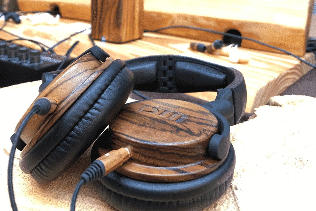 LSTN Fillmore fejhallgató a Szimpla Fashion vásáron 2019 február