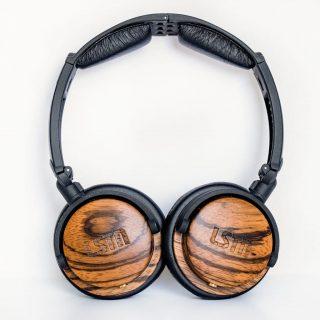 LSTN Fillmore fejhallgató puha vegán bőr fülpárnával