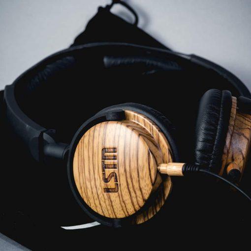 LSTN Fillmore fejhallgató vászon tárolóval