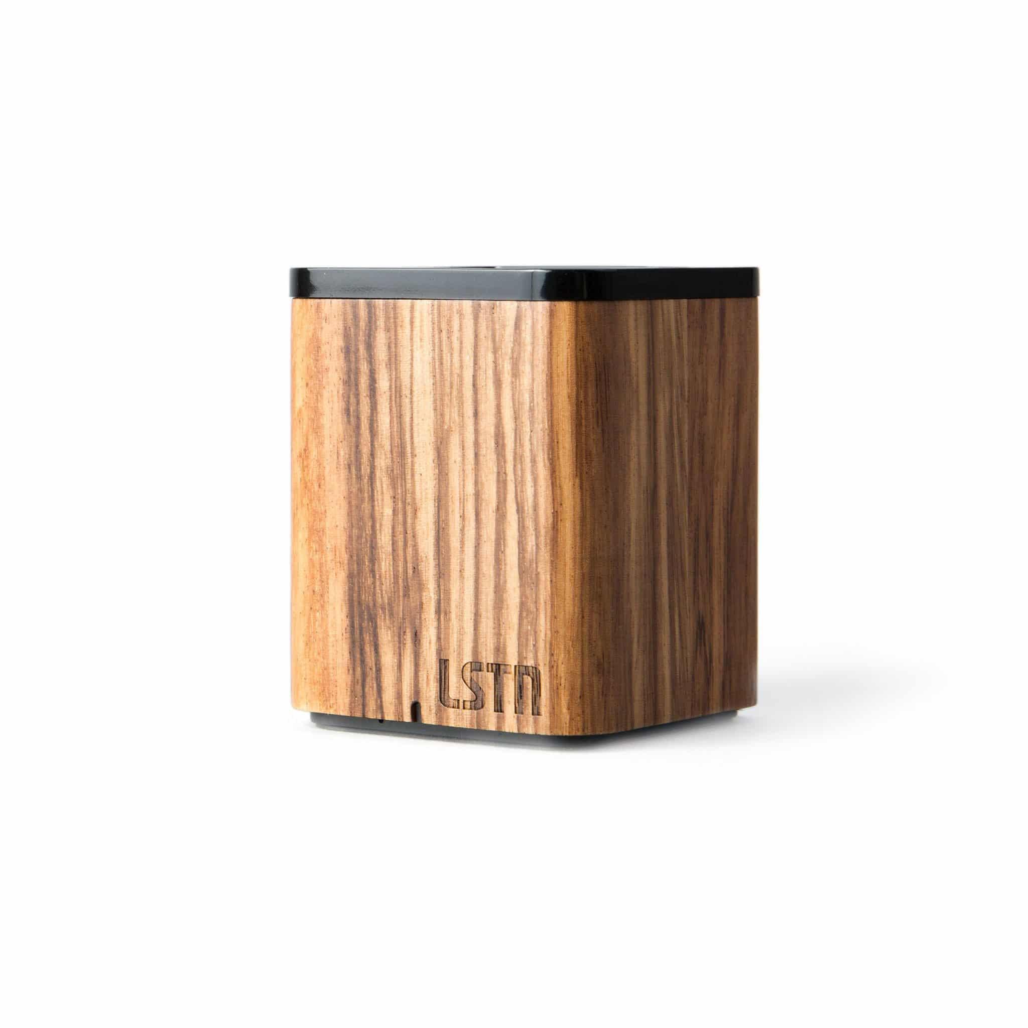 LSTN Satellite Bluetooth Hangszóró Zebrafából