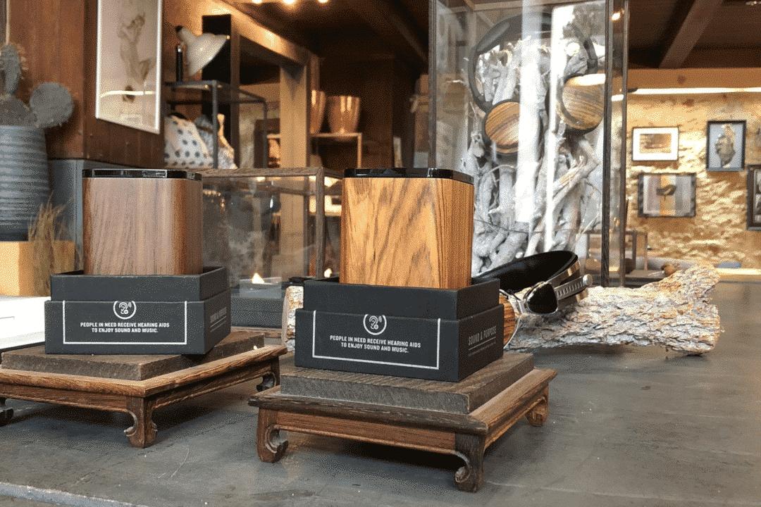 LSTN Satellite hordozható Bluetooth hangszóró a P'artisan boltban