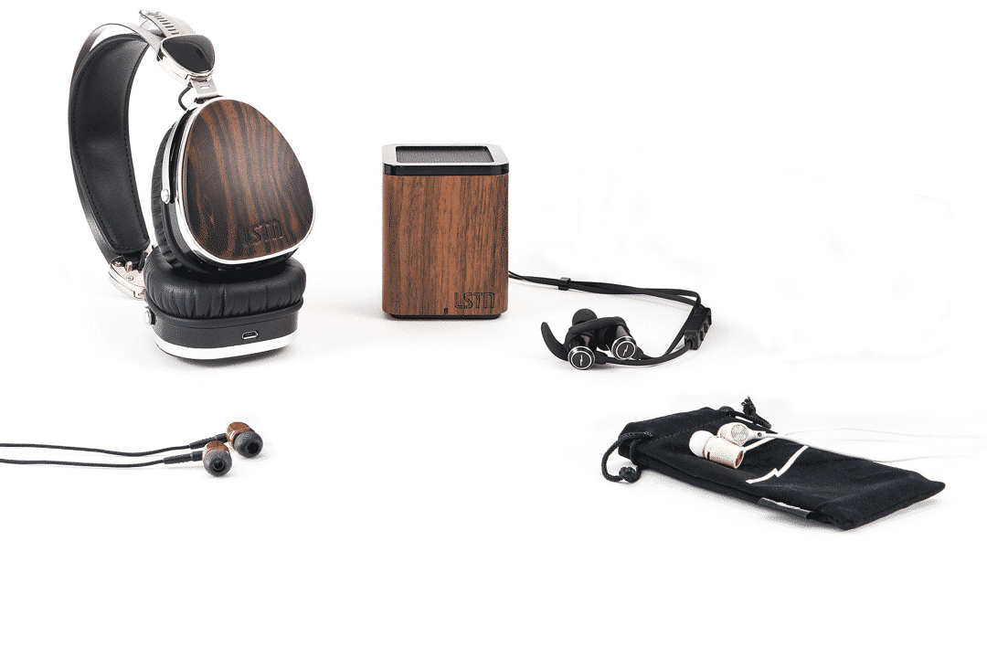 LSTN Fából készült fejhallgató db42335058