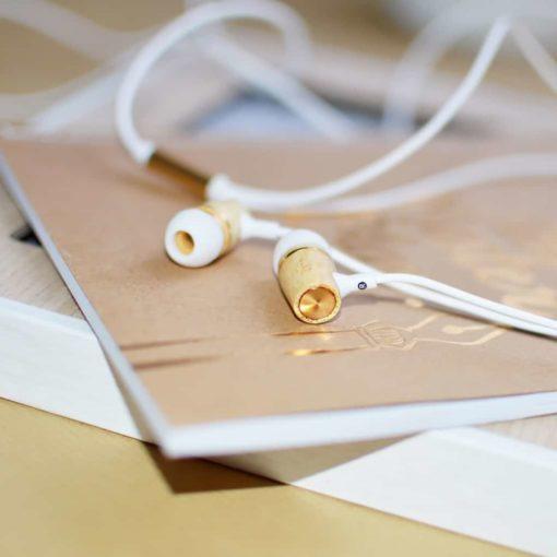 LSTN Webley Fülhallgató Bambuszból